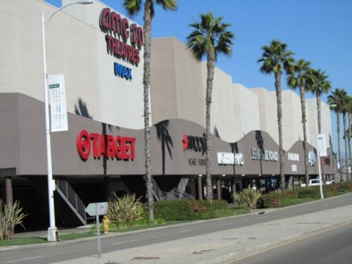Shopping Center Example Westfield Mall Painting Mission Valley