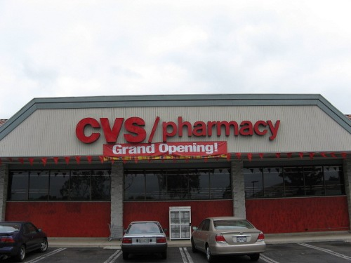 Poway CVS Pharmacy Painting Contractor