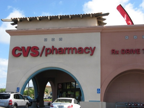 Poway CVS Commercial Building