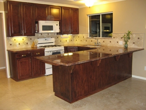 Ramona Residential Kitchen